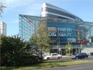CDU-Zentrale in Berlin