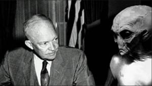 Eisenhower mit Grossem Grauen