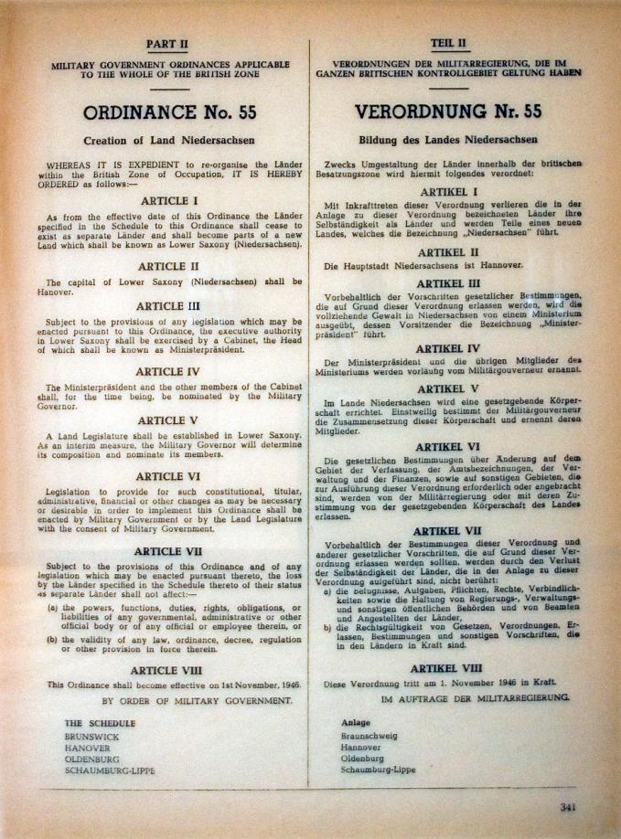 Anordnung Nr. 55